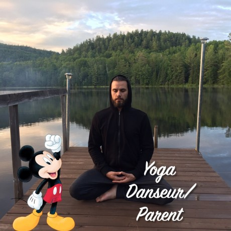 Disney – Yoga Danseur/Parent